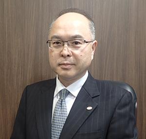 代表取締役 増島 隆夫